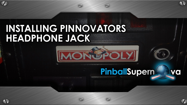 Pinnovators Headphone Jack Title