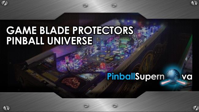 pinball universe protectors