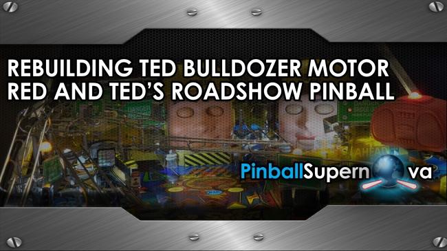 Rebuilding Ted Bulldozer Motor