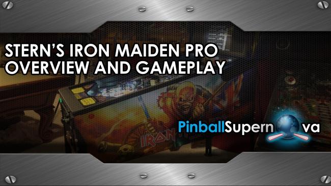 Iron Maiden Pro 1