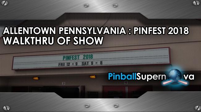 Allentown Pinfest 2018