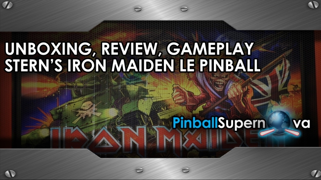 Iron Maiden LE Title