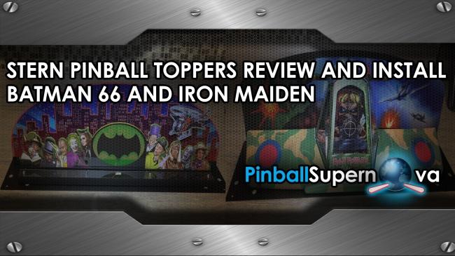 Iron Maiden and Batman 66 Title
